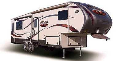 Find Specs for 2013 Gulf Stream Sedona Fifth Wheel RVs
