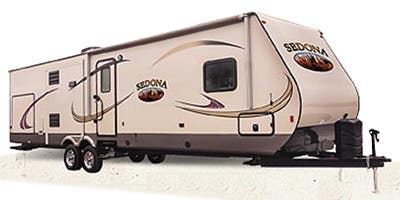 Find Specs for 2015 Gulf Stream Sedona Travel Trailer RVs