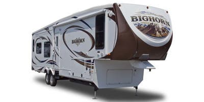 Find Specs for 2014 Heartland  Bighorn Fifth Wheel RVs