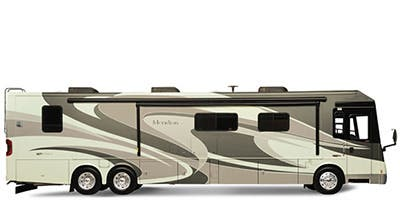 Find Specs for 2014 Itasca - Ellipse <br>Floorplan: 42QD (Class A)