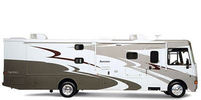 Find Specs for 2013 Itasca Sunstar Class A RVs