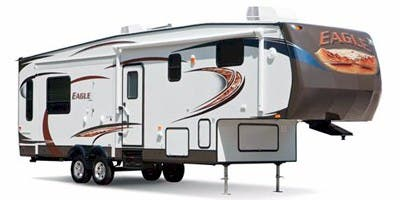 Find Specs for 2013 Jayco Eagle Fifth Wheel RVs