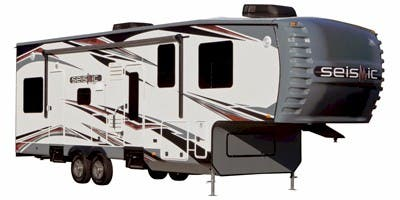 Find Specs for 2013 Jayco Seismic Toy Hauler RVs