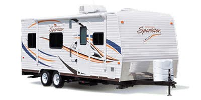 Find Specs for 2013 K-Z Sportsmen Sportster Toy Hauler RVs
