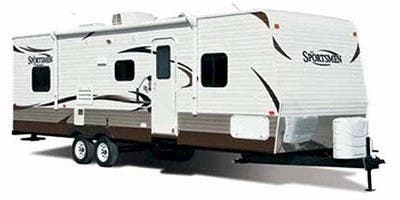 Find Specs for 2013 K-Z Sportsmen Travel Trailer RVs