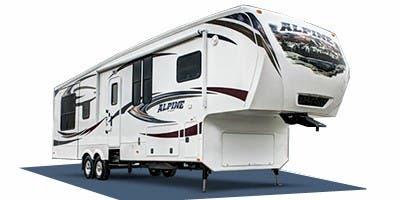 Find Specs for 2013 Keystone Alpine Fifth Wheel RVs