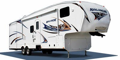 Find Specs for 2013 Keystone Avalanche Fifth Wheel RVs