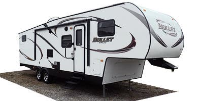 Find Specs for 2014 Keystone Bullet Fifth Wheel RVs