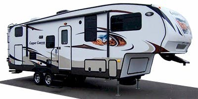 Find Specs for 2013 Keystone Copper Canyon Fifth Wheel RVs