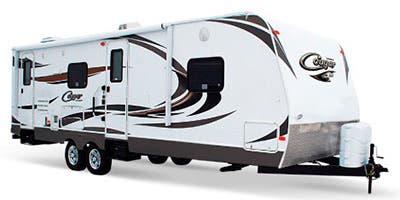 Find Specs for 2013 Keystone Cougar Half-Ton Travel Trailer RVs