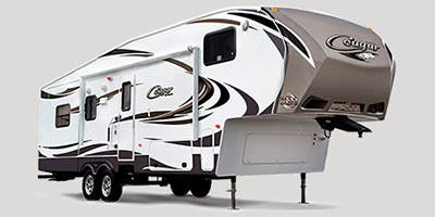 Find Specs for 2013 Keystone Cougar Toy Hauler RVs