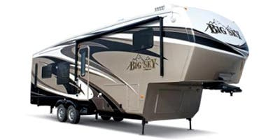 Find Specs for 2014 Keystone Montana Big Sky Fifth Wheel RVs