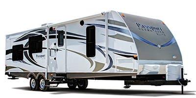 Find Specs for 2013 Keystone Passport Ultra Lite Elite Travel Trailer RVs