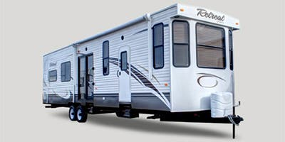 Find Specs for 2014 Keystone Retreat Destination Trailer RVs