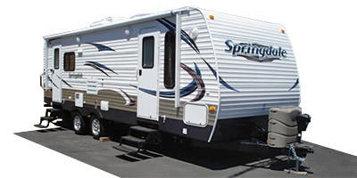 Find Specs for 2013 Keystone Springdale Travel Trailer RVs