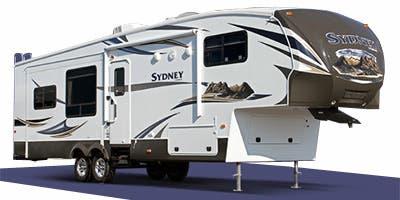 Find Specs for 2013 Keystone Sydney Fifth Wheel RVs