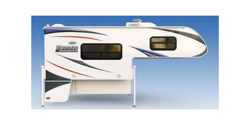 Find Specs for 2014 Lance TC Truck Camper RVs