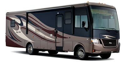 Find Specs for 2013 Newmar - Bay Star <br>Floorplan: 2901 (Class A)