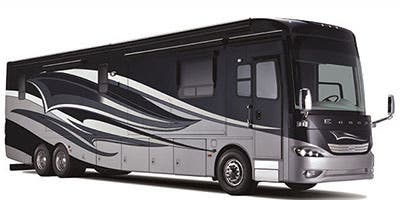 Find Specs for 2013 Newmar - Essex <br>Floorplan: 4544 (Class A)