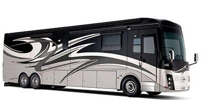 Find Specs for 2013 Newmar King Aire Class A RVs
