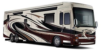 Find Specs for 2013 Newmar - Mountain Aire <br>Floorplan: 4319 (Class A)