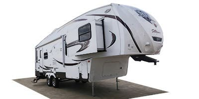 Find Specs for 2013 Palomino Sabre Silhouette Fifth Wheel RVs