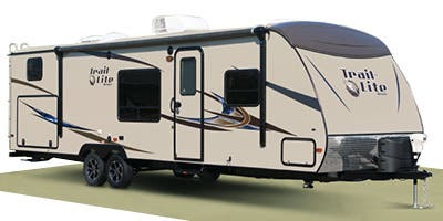 Find Specs for 2014 R-Vision Trail-Sport Travel Trailer RVs