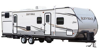Find Specs for 2013 Shasta Revere Travel Trailer RVs