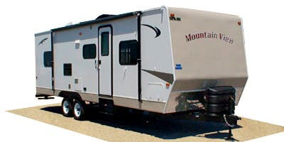 Find Specs for 2013 Skyline Mountain View Select Travel Trailer RVs