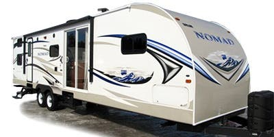 Find Specs for 2013 Skyline Nomad Joey Destination Trailer RVs