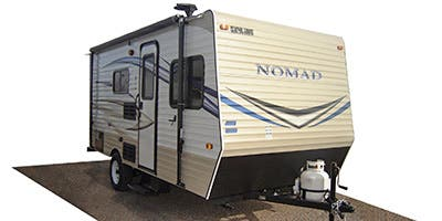 Find Specs for 2014 Skyline Nomad Retro Travel Trailer RVs