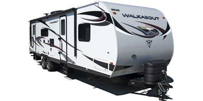 Find Specs for 2013 Skyline Walkabout Travel Trailer RVs