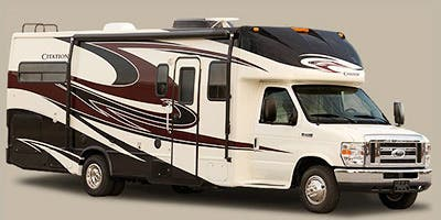 Find Specs for 2013 Thor Motor Coach Citation Class C RVs