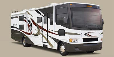 Find Specs for 2013 Thor Motor Coach Hurricane Class A RVs