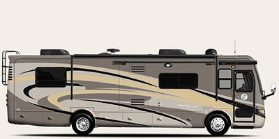 Find Specs for 2014 Tiffin Allegro Breeze Class A RVs