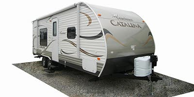 Find Specs for 2014 Coachmen - Catalina <br>Floorplan: 293RKS (Travel Trailer)