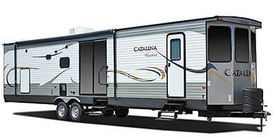Find Specs for Coachmen Catalina Destination Trailer RVs