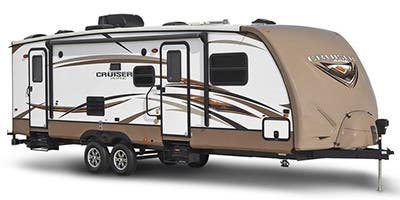 Find Specs for 2014 CrossRoads Cruiser Aire Travel Trailer RVs