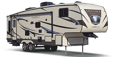 Find Specs for 2014 CrossRoads Sunset Trail Super Lite Fifth Wheel RVs
