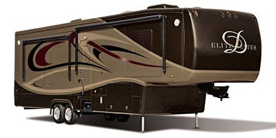 Find Specs for 2014 DRV Elite Suites Fifth Wheel RVs