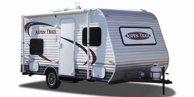 Find Specs for 2014 Dutchmen Aspen Trail Travel Trailer RVs