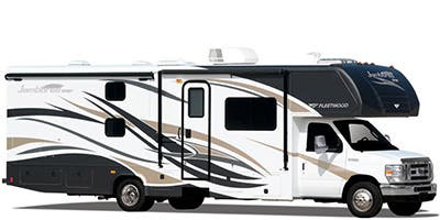 Find Specs for 2014 Fleetwood Jamboree Sport Class C RVs