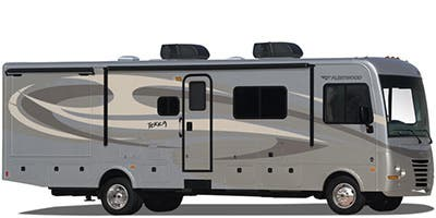 Find Specs for 2014 Fleetwood Terra Class A RVs