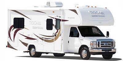 Find Specs for 2014 Fleetwood Tioga Montara Class C RVs
