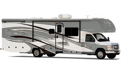 Find Specs for 2014 Fleetwood Tioga Ranger Class C RVs