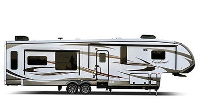 Find Specs for 2014 Forest River Cardinal Fifth Wheel RVs