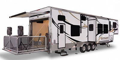 Find Specs for 2014 Forest River Catalyst Toy Hauler RVs
