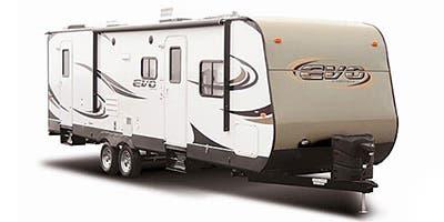 Find Specs for 2014 Forest River Stealth Evo Travel Trailer RVs
