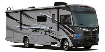 Find Specs for 2014 Forest River FR3 Class A RVs