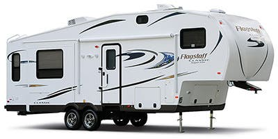 Find Specs for 2014 Forest River Flagstaff Super Lite/Classic Fifth Wheel RVs